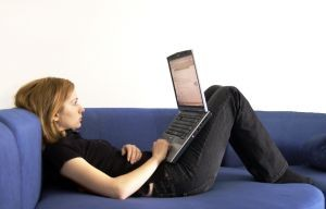 Laptop inloggen