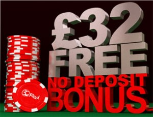 No deposit free bonus
